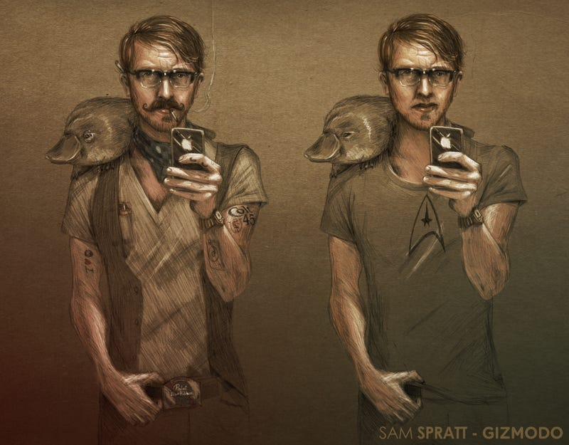 Geeks Versus Hipsters