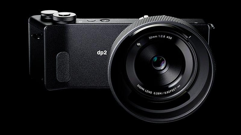 Sigma DP Quattro, las nuevas compactas con sensor en tres capas