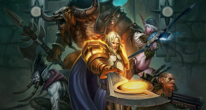 Live At BlizzCon's World Of Warcraft Live Raid