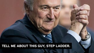 The Non Sports Fan's Guide to the FIFA Scandal or Whatever the Fuck
