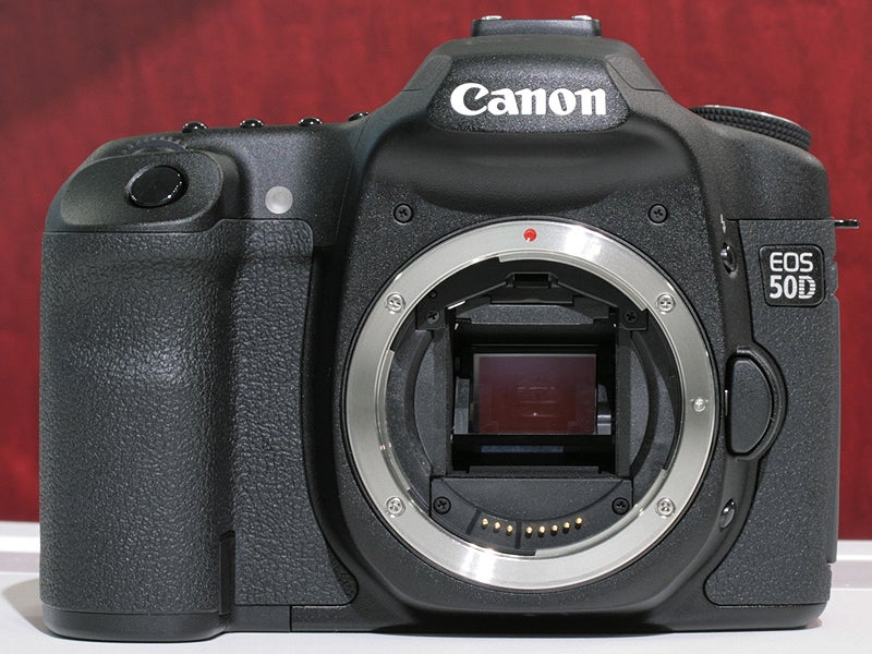 Canon EOS 50D Hands-on Photos Hit the Web