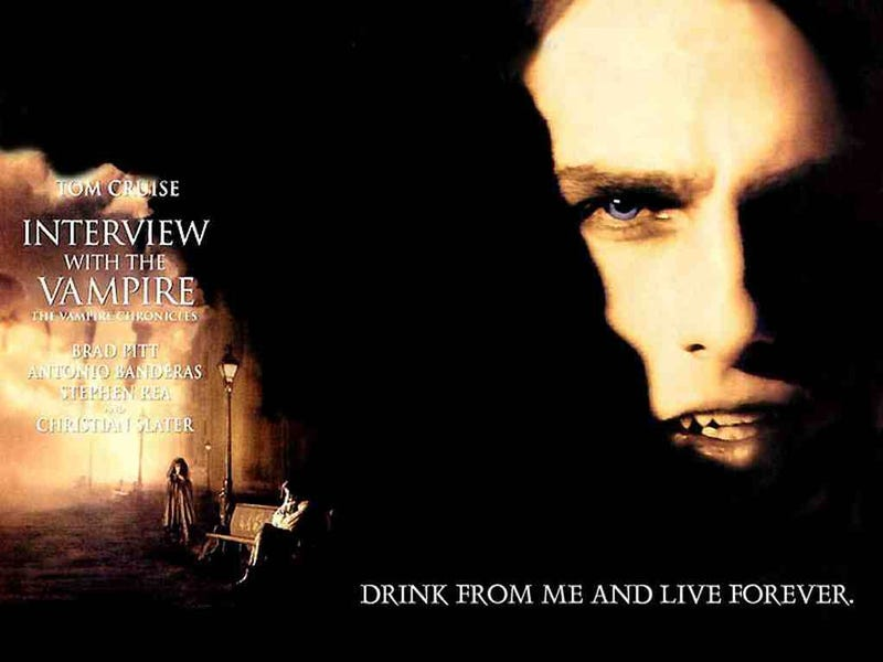 ​Seven Tips for Adapting Anne Rice's Vampire Novels for Film (Again)