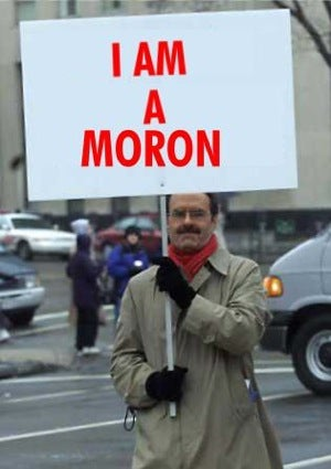 The Faithful Departed Morons