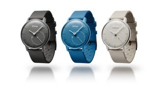 Withings' Wonderful Watch-Looking Fitness Tracker Now Works With Android