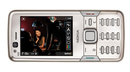 Official Nokia N82 Product Photos Leaked