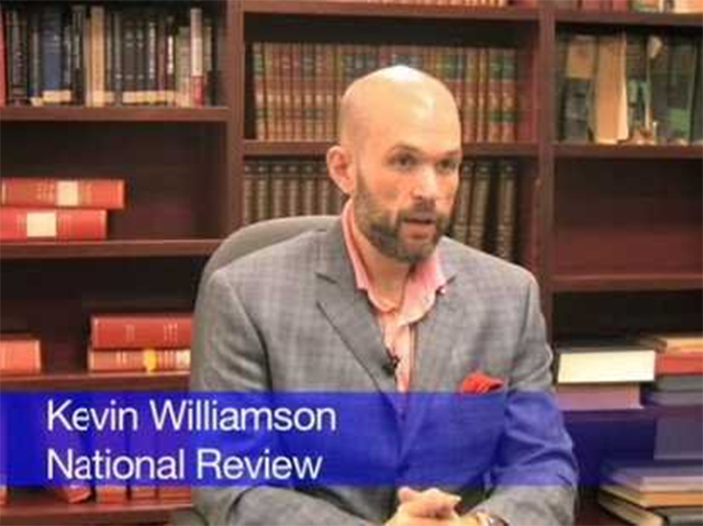 Heroes Kevin Williamson Has Compared to Cliven Bundy, Ranked