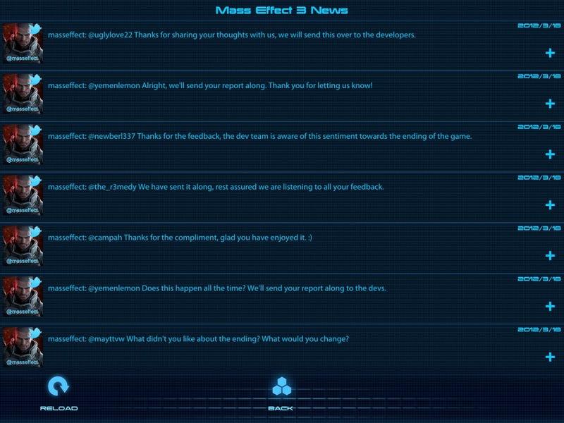 When Mass Effect 3 'News' Goes A Little Bit Wrong