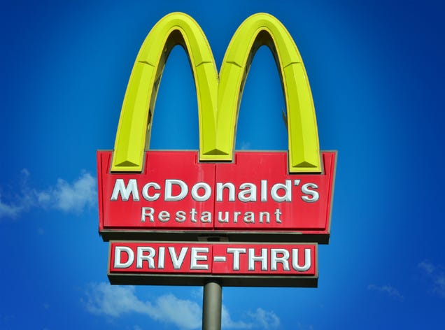 McDonald's is Proudly Advertising That Their Food Does Actually Decay