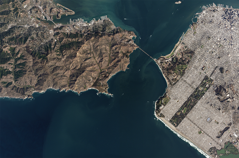 Watch California Transform Through Time With This Incredible Satellite Dataset