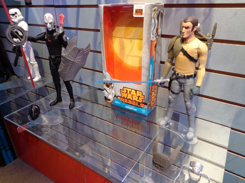 Massive collection of new Star Wars Rebels characters revealed!