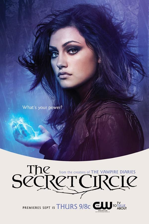 The Secret Circle Character Posters
