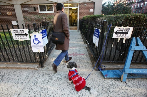Share Your Election Day Stories and Photos Here