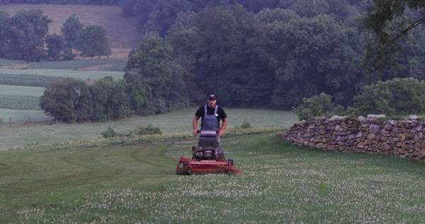 Matt Millen: Lonely Man With A Lawnmower