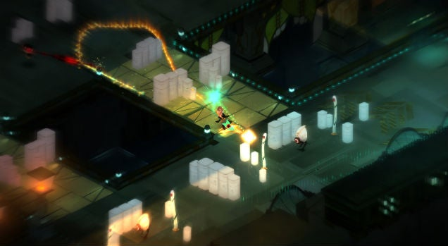 Transistor: The Kotaku Review