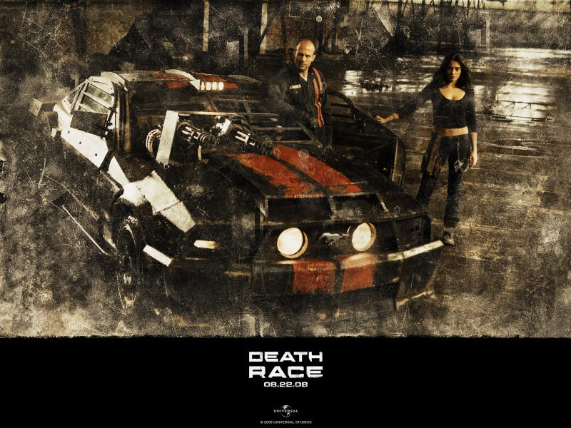 First Look At Death Race's Deadly Mask