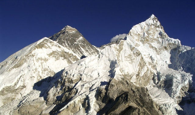 Everest Climber Discovers Missing Friend Preserved in Ice