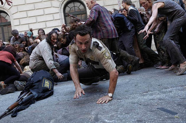 Robert Kirkman Talks Walking Dead in Episode 25 of The Geek's Guide to the Galaxy