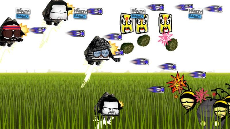 Eduardo The Samurai Toaster Micro-Review