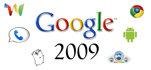 This Year in Google: The 2009 Edition