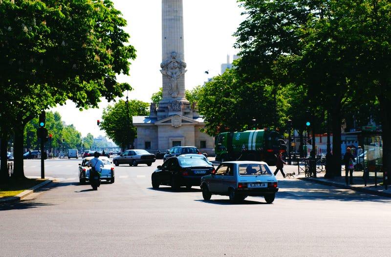 The Pinnacle Of French Elegance: A Facel Vega In Paris