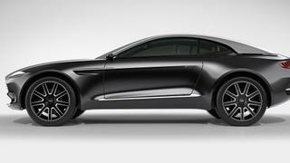 The Aston Martin DBX Is An SUV, Is A GT, Is An SUV, Is A GT...