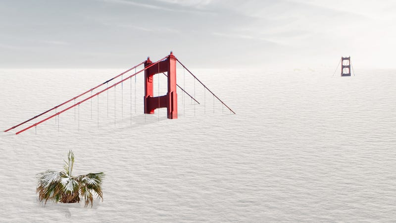 "A Chilly Apocalypse: How California Is Surviving the ""Cold Snap"""