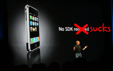 Software Guru Rips Apple for Cashing in on Closed Systems