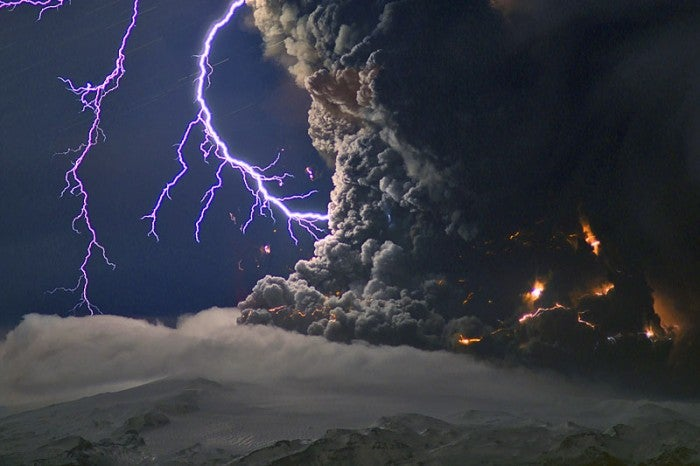 Beautiful, shocking, and awe-inspiring photographs of giant disasters