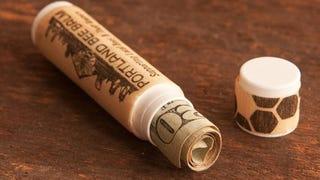Hide Your Cash in this DIY Lip Balm Storage Case