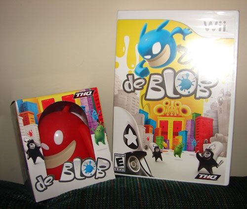 De Blob Arrives With Friend