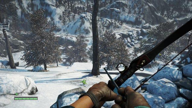 Far Cry 4's Yeti DLC Is Fun, Has Yetis