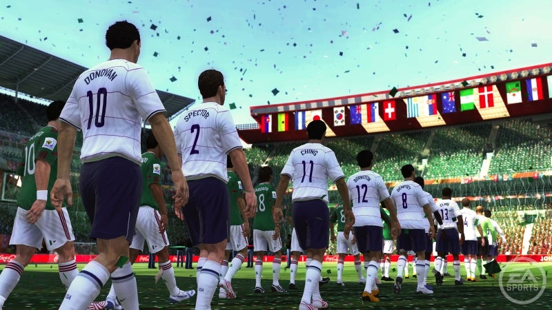 Regardless of World Cup, EA Sports Predicts an American Triumph