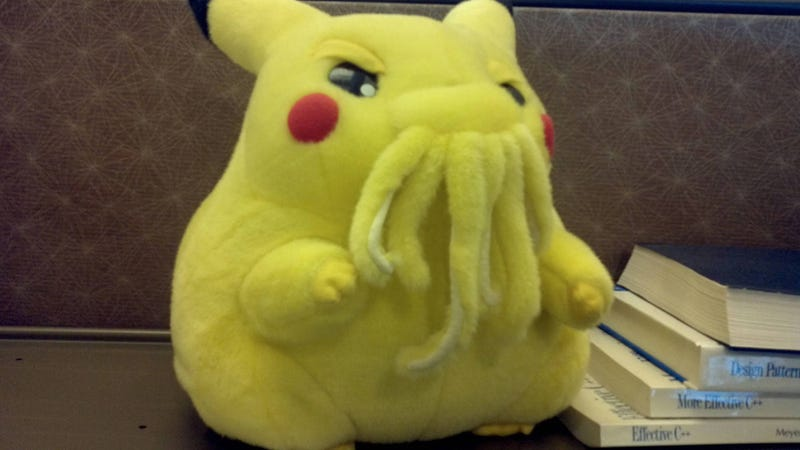 The Call of Pikachu Cthulhu