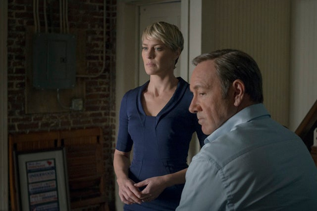 Happy Anti-Valentine's Day: The Unromantic Sex of House of Cards
