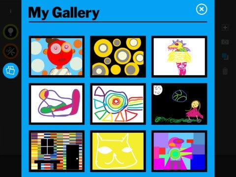 MoMA Art Lab Gallery