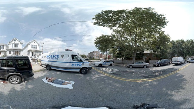 The NYPD's Panoramic Crime Scene Photos Are Straight Out of CSI