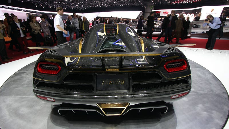 Koenigsegg Says Camshafts Will Disappear From Production Engines In Ten Years Time