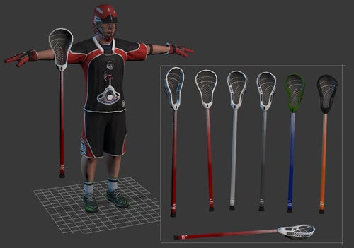 Indie Sports Game Updates With Motion Capture