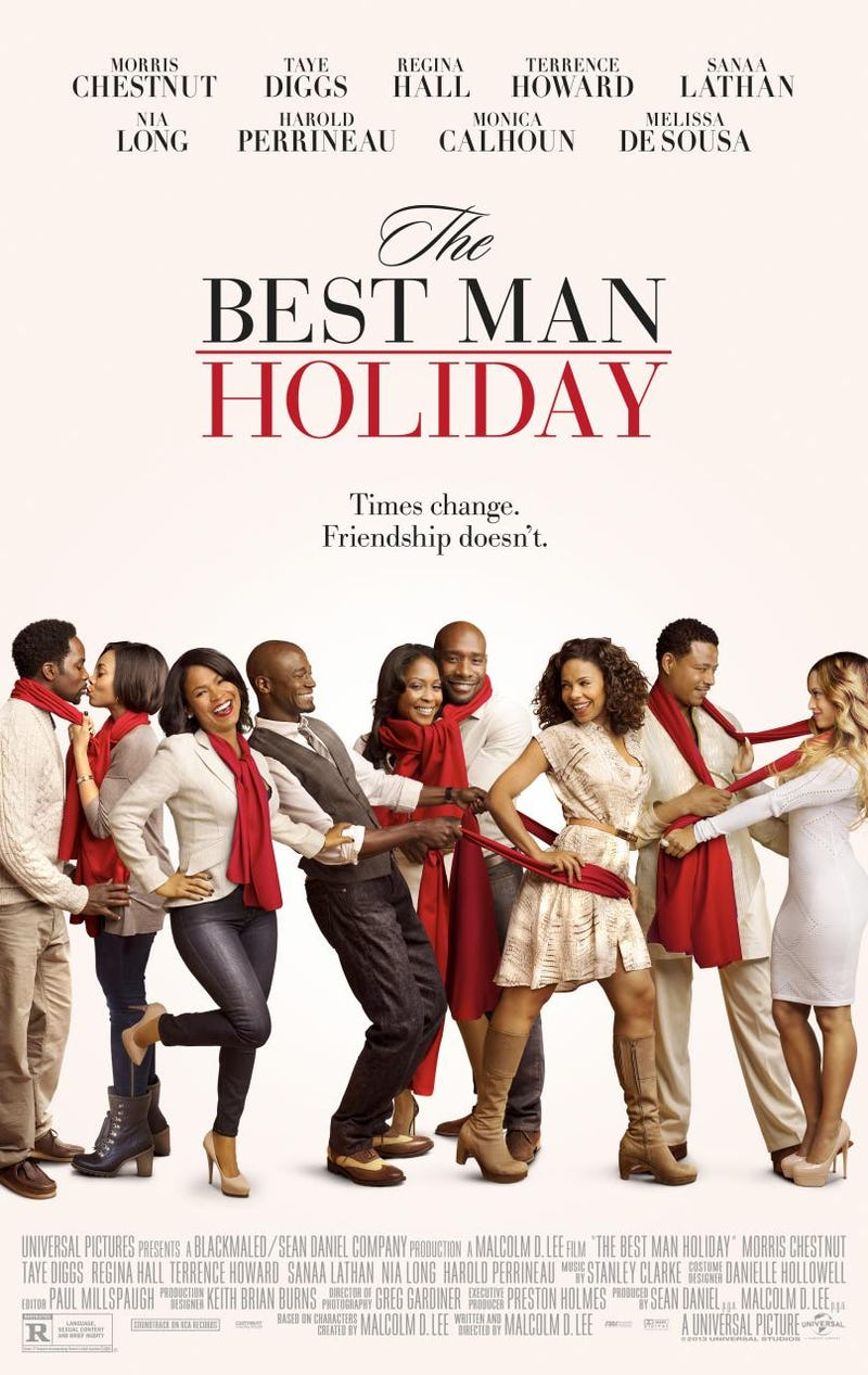 Is It Insane to Weep Through The Best Man Holiday?: A Discussion