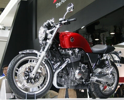 Honda CB1100F Production Confirmed