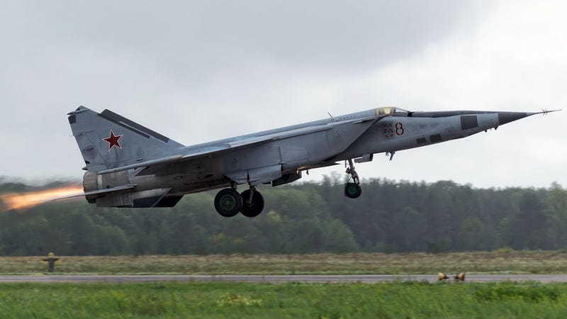A Requiem For The MiG-25, The Original Soviet Rat Rod