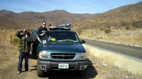 The Jalopnik Guide To Driving In Baja
