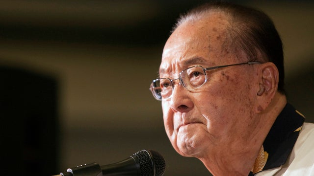Long-Serving Hawaiian Sen. Daniel Inouye's Last Word: 'Aloha'
