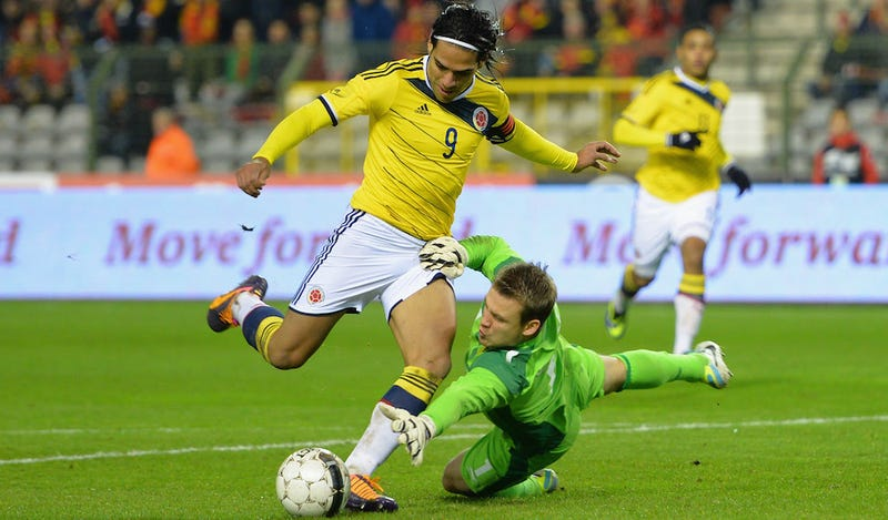 Colombian Striker Radamel Falcao Will Miss The World Cup [Update]