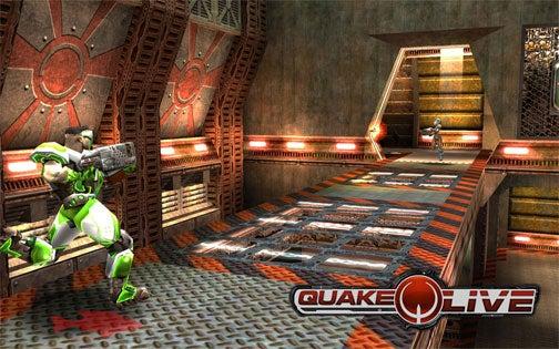 How Live Is Quake Live? So, So Live