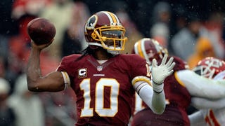 Who Regressed More After His Rookie Year, RG3 Or Charlie Batch?