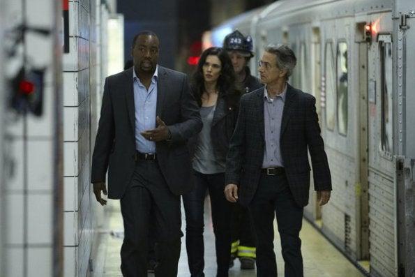 """Alphas 1x03, """"Anger Management"""" Pictures"""
