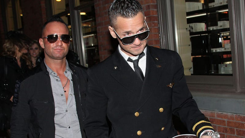 The Situation Wants Everyone to Know He's Really, Really, Really Not Gay