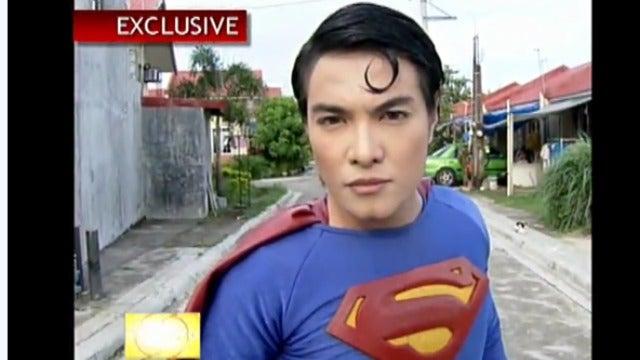 Superman Superfan Gets Plastic Surgeries to Look Like His Hero