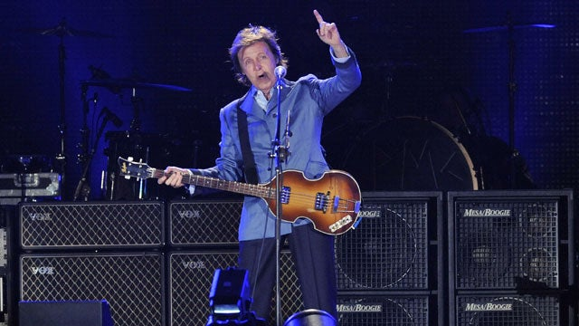Paul McCartney: My Phone Was Hacked
